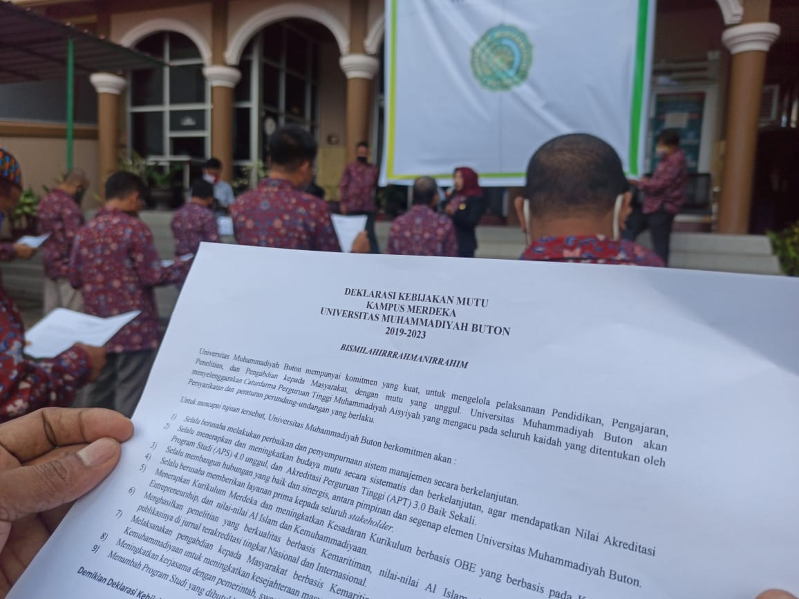 Deklarasi Kampus Merdeka